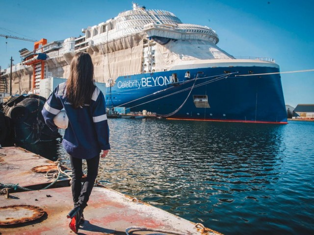 Captain Kate McCue appointed captain of Celebrity Beyond
