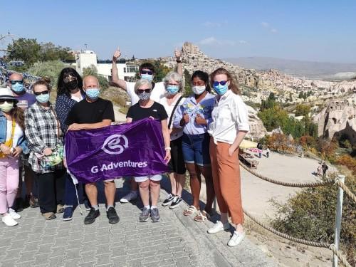 G Adventures celebrates 1,000 trips departing as booking window shortens