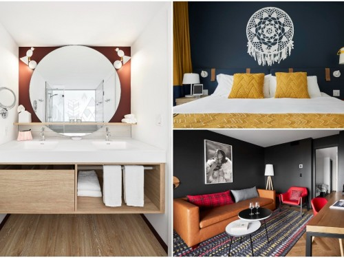 PHOTOS: Here's a first look at Club Med Québec Charlevoix's rooms, suites