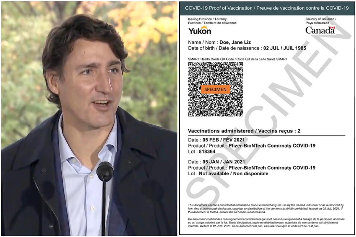"""Trudeau unveils national vaccine passport for travel; CRB to be replaced with """"Lockdown Benefit""""; aid for agencies announced; TPI's """"Emerge"""" conference"""