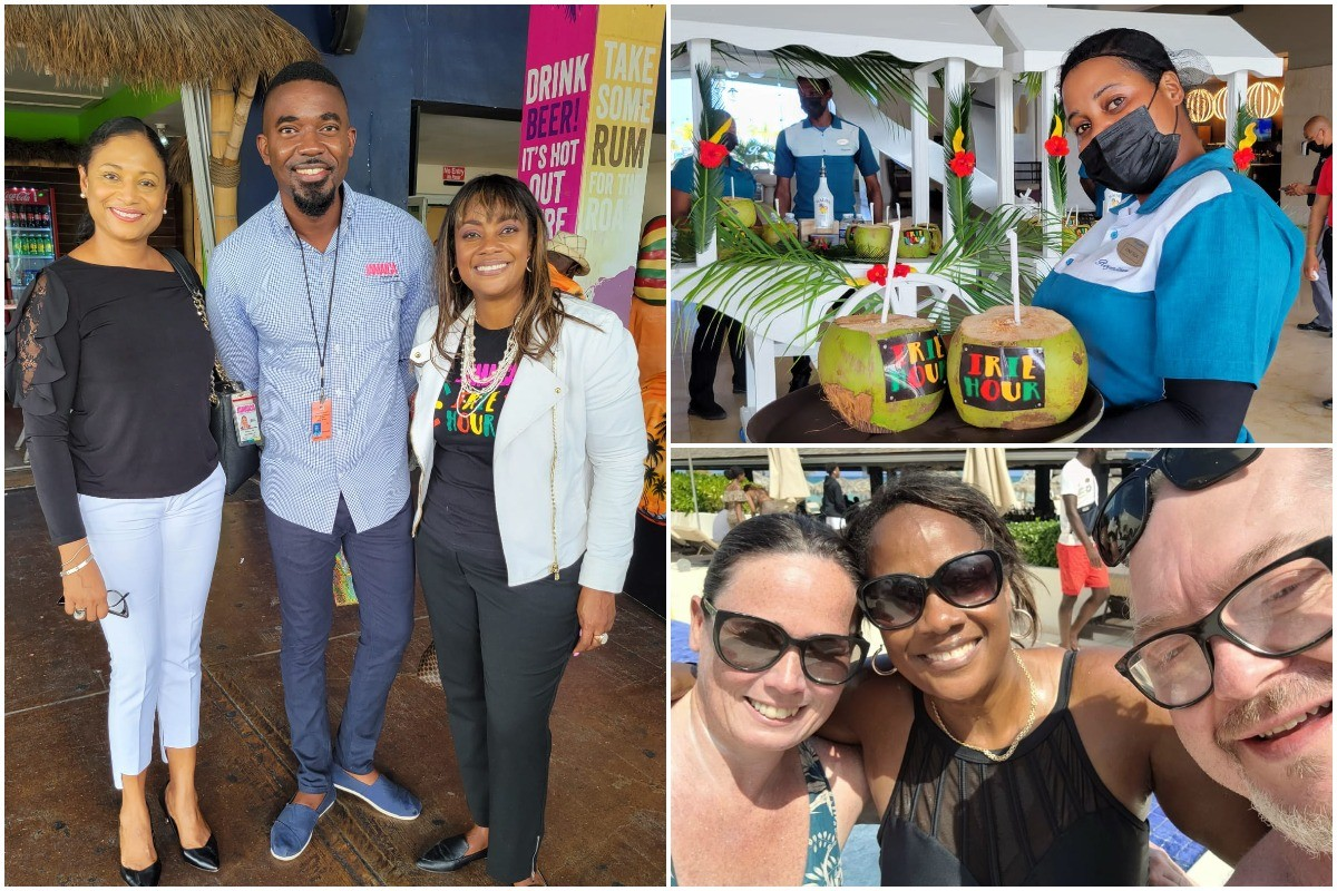 Scenes from the JTB's Irie Hour FAM in Jamaica; U.S. formalizes vaccine mandate for travel; CDC extends CSO; ACV partners with Uplift