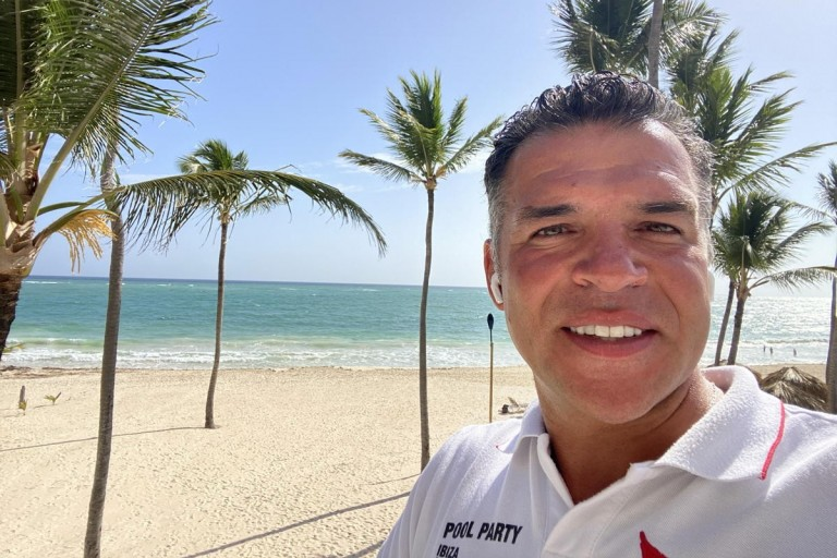 """""""Safer than Costco"""": Sunwing's Eric Rodriguez on visiting the DR, restoring traveller confidence"""