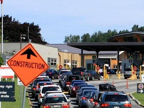 Official guidance still to come on land border COVID-19 testing, CDC says